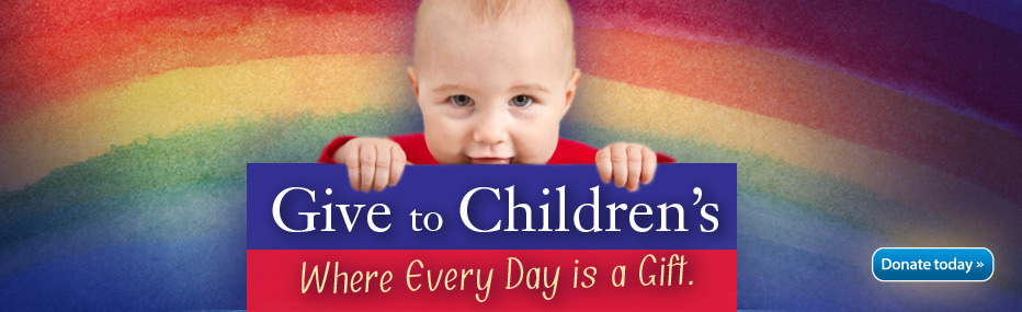 Donate today and make a difference in the life of a child.