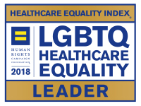 HRC Healthcare Equality Leader
